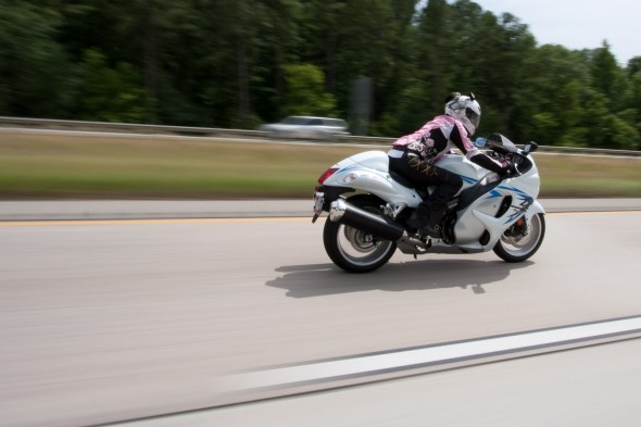 Hayabusa on I-20W