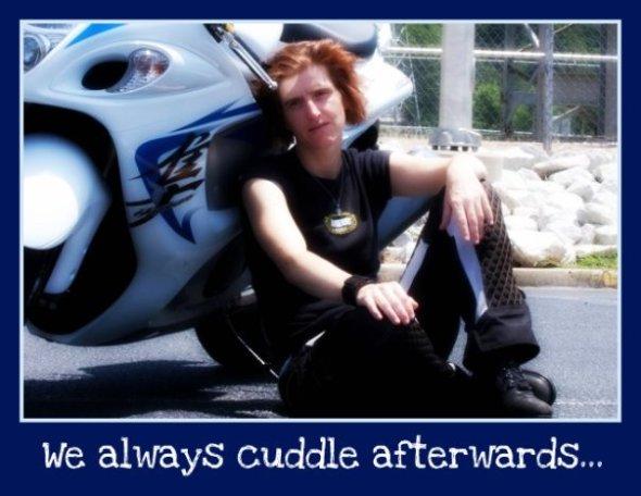 We Always Cuddle