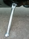 McCoy Motorsports adjustable kickstand
