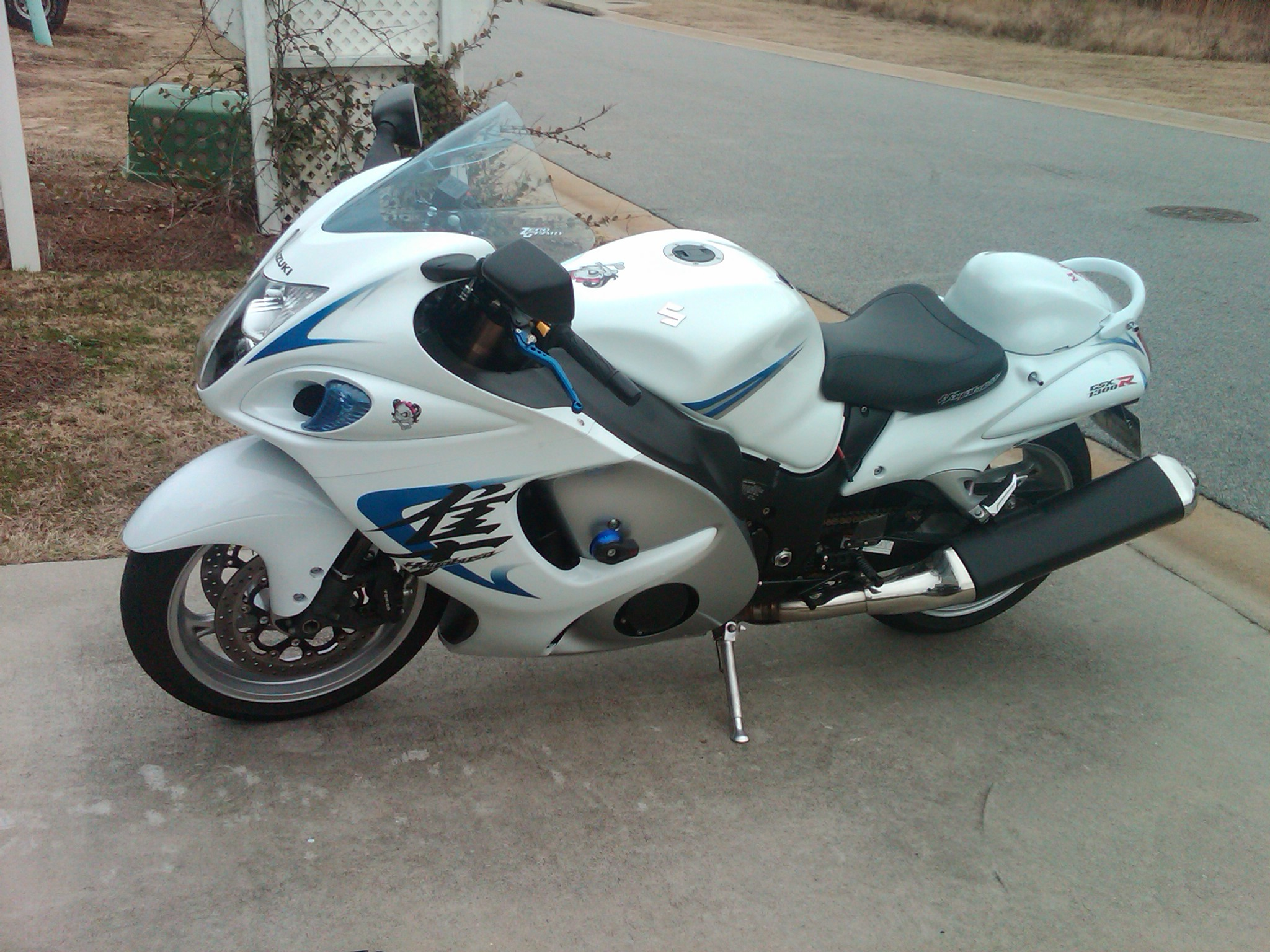 Farkles The Girl Gets Around On A Bmw S1000rr Busa Solder Small Fat Ladys Bad Side