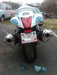 Busted Up Busa