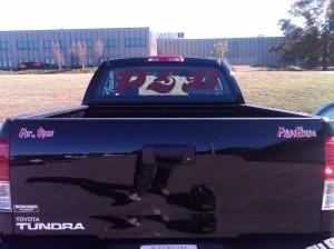 Team PLD's Truck