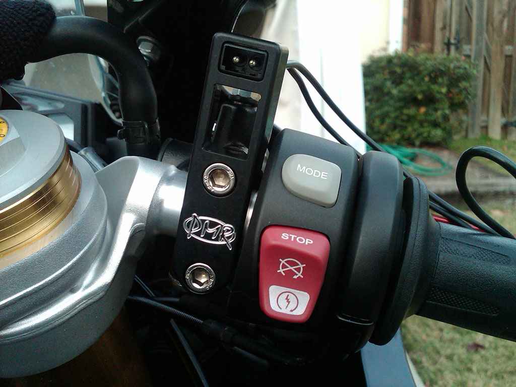 PMR Switch Housing