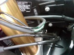 OEM Protective Tubing (put back in place over splice)