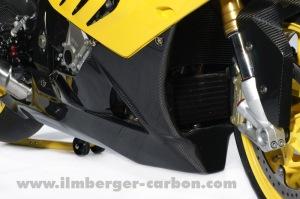 Ilmberger Carbon Fiber Bellypan