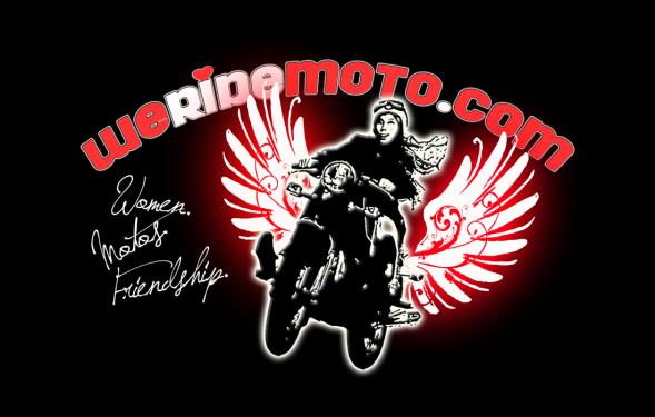 We Ride Sponsor Sticker Design
