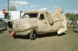 Dumb & Dumber: The Mutt Cutts Van