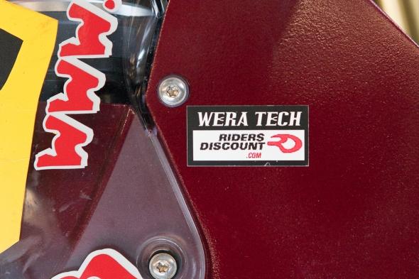 WERA Tech Sticker